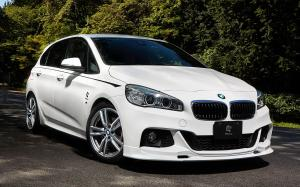 2018 BMW 218d Active Tourer by 3D Design